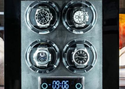 Which One Is the Best Automatic Watch Winder to Wear?
